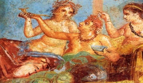 I banchetti nell'antichità
