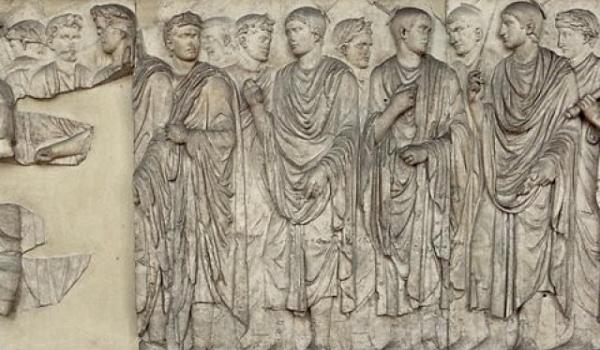 Il Flamen Dialis, un dio tra i Romani