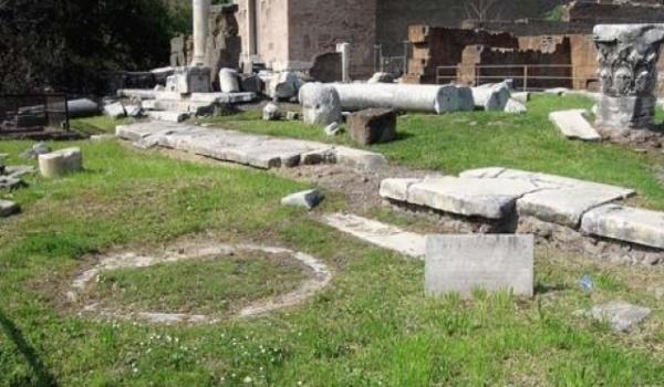 Il Sacello di Venere Cloacina nel Foro Romano