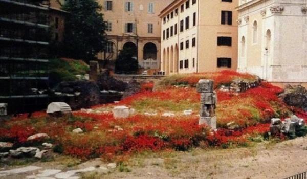 Il Tempio di Bellona