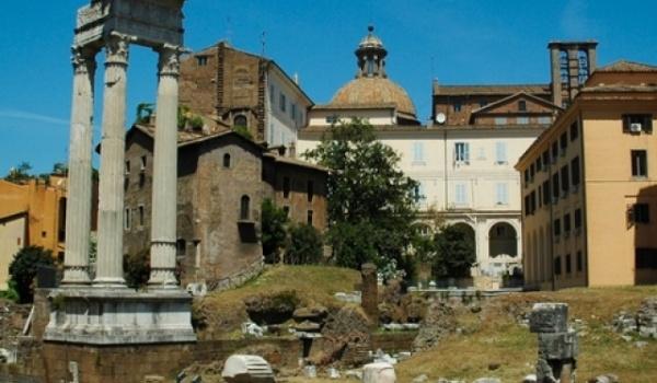 Il Tempio di Apollo Sosiano in Circo Flaminio