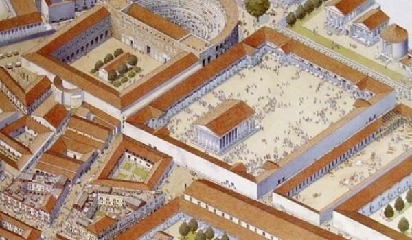 Il Theatrum e  la Crypta Balbi